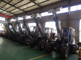 7units Mini Telescopic Wheel Loader Ready for Shipping