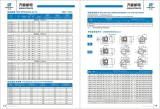 YEJ Brake Motor Technical Data