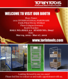 2012 INTERNATIONAL HARDWARE FAIR/PRACTICAL WORLD