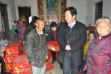 Requite Hometown_President Hu Help Hometown Elder
