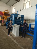 Ethiopia Client Visit Our Factory