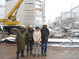 Project: Tajikistan Steel Structure Building