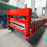1000 color steel roofing tile making machine