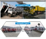 chengli exported special trucks success case 2