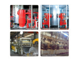 PVD color coating facility