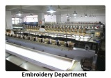 Embroidery Department
