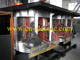 1.5ton Induction Smelting Furnace to Iran