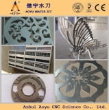 metal cutting, cnc waterjet for metal cutting