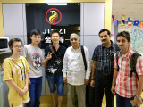 customers visit our company