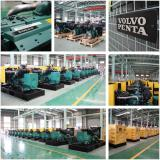 325kVA&200kVA Volvo silent type diesel generator sets for exporting.