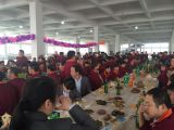 Food festival in our factory