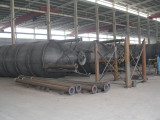 Factory Workshop for Cement Silos