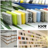 KKR artificial stone solid surface sheets