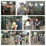 Warm Welcome Our Customer to Visit Guangzhou Shunli Company
