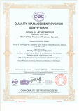 ISO 9001:2000 Certificate