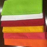 Top sale and high quality polyester/cotton twill fabric