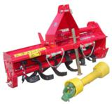 Rotary tiller with CE for tractor