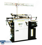 Glove Knitting Machine with Polyester and Cotton Yarn
