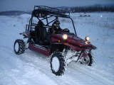 1100CC 4x4 Buggy in Russia