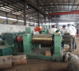 Rubber Mixing Mill - Customer Inspection