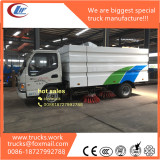 road sweeper truck hot sale