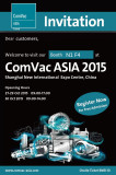 Invitation to PTC Asia 2015 Exhibition