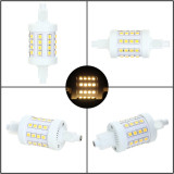 5W 2835SMD 78mm R7s LED Bulb Light