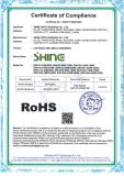 ROHS certification for LED road light