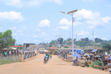 Street Lighting Project in Benin
