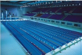 The Biggest And Highest Level Swimming Gymnasium Of Anhui Province