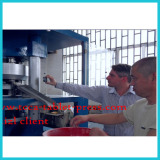 Brazil client ordered our ZP80-9 large rotary tablet press