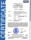 FD-M series 1KW to 3KW and FD-E 5KW to 10KW wind turbine EMC CE certificate