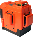Danpon Rechargeable Green Beam 3X360 Degree Laser Level DP-3DG