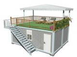 The 3rd China Prefab House, Modular Building Mobile House &Space Fair