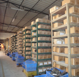 Warehouse for mould