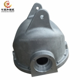 Chroming Finish Zamak Die Casting for Street Light Housing