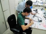 Learn how to repair flexible endoscope