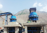 180t/h fixed pebble crushing and screening production line in Tajikistan