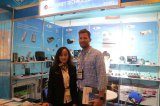 Great success in ISC west exhibition