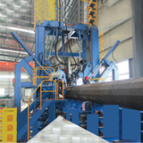 High mast manufacturing