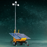 NEW RELEASE - Solar Light Towers