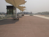 The Decking And Balustrade Project Of World Expo Shanghai 2010