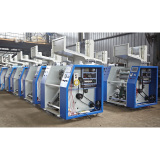 FTS Auto stretch film rewinding machine