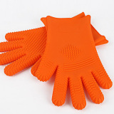silicone gloves for cooking