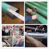 Anti-corrosion pipe Quality Control