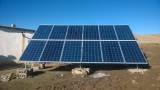 We dispatch our engineer abroad to install solar power system