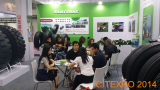 2014 CITEXPO in Shanghai (new brand launched)
