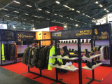 Liren Military boots on Milipol Paris