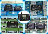 Intelligent/Smart Solar Controller PMW or MPPT LCD or LED display