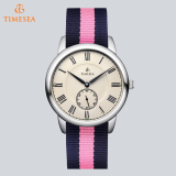 Top Brand Dw Style Watch Luxury Watches for Ladies Nylon Strap Military Quartz Wristwatch 71002